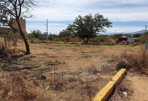 Foto de terreno habitacional en venta en  , san isidro monjas, santa cruz xoxocotlán, oaxaca, 18827713 No. 01