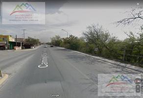 Foto de terreno habitacional en venta en  , san javier, apodaca, nuevo león, 11811040 No. 01