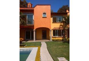 Foto de casa en venta en  , el mascareño, cuernavaca, morelos, 12077596 No. 01