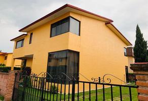 Foto de casa en renta en _ , san jerónimo chicahualco, metepec, méxico, 17426431 No. 01