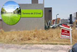 Foto de terreno habitacional en venta en san jerónimo , san josé, corregidora, querétaro, 14136847 No. 01