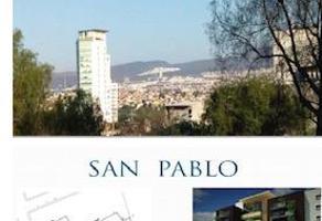 Foto de terreno habitacional en venta en  , san joaquín (san pablo), querétaro, querétaro, 17832783 No. 01