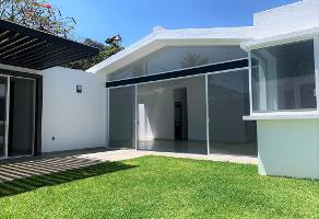 Foto de casa en venta en san jorge 60, tlaltenango, cuernavaca, morelos, 0 No. 01