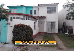 Foto de casa en venta en san jorge 987, geovillas los pinos ii, veracruz, veracruz de ignacio de la llave, 0 No. 01