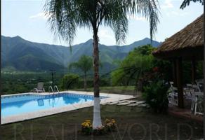 Foto de rancho en venta en  , san jorge, santiago, nuevo león, 14940892 No. 01