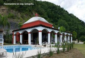 Foto de rancho en venta en  , san jorge, santiago, nuevo león, 19584705 No. 01