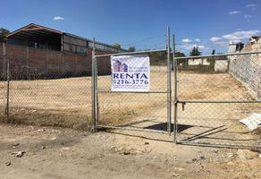 Foto de terreno habitacional en renta en  , san josé buenavista, cuautitlán izcalli, méxico, 5857167 No. 01