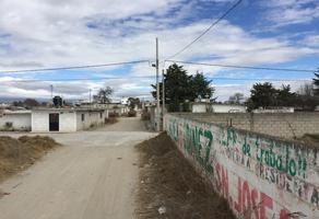 Foto de terreno habitacional en venta en  , san josé de chiapa, san josé chiapa, puebla, 18444221 No. 01