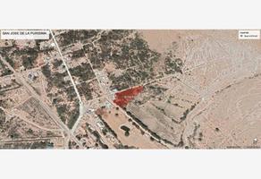 Foto de terreno habitacional en venta en san jose de la purisima 375, benigno arriaga, san luis potosí, san luis potosí, 12770992 No. 01