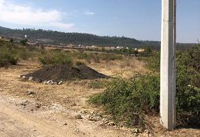 Foto de terreno habitacional en venta en san jose del cerrito , valladolid, morelia, michoacán de ocampo, 10863748 No. 01