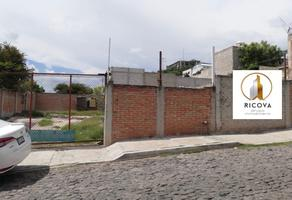 Foto de terreno habitacional en venta en  , san josé el alto, querétaro, querétaro, 0 No. 01