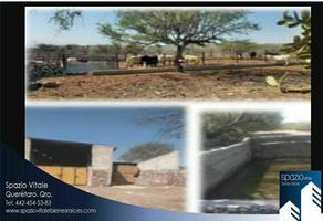 Foto de rancho en venta en  , ezequiel montes centro, ezequiel montes, querétaro, 20203782 No. 01