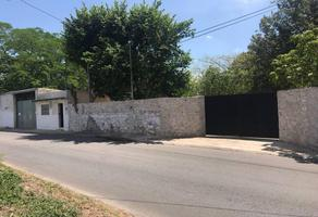 Foto de rancho en venta en  , san jose, mérida, yucatán, 14047148 No. 01
