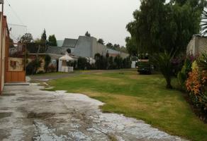 Foto de terreno habitacional en venta en  , san josé puente de vigas, tlalnepantla de baz, méxico, 14616447 No. 01