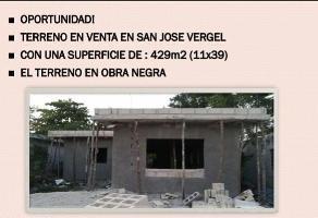 Foto de terreno habitacional en venta en  , san jose vergel, mérida, yucatán, 8101541 No. 01