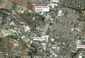Foto de terreno comercial en renta en  , san juan de ocotan, zapopan, jalisco, 0 No. 01