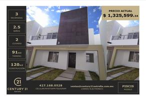Foto de casa en venta en san juan del rio 154 , bosques de banthí iii, san juan del río, querétaro, 15360689 No. 01