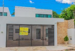 Foto de casa en venta en  , san juan grande, mérida, yucatán, 15641190 No. 01