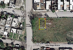 Foto de terreno habitacional en venta en san juan , lomas de san juan, matamoros, tamaulipas, 0 No. 01