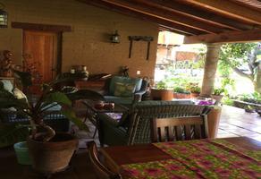 Foto de casa en venta en  , san juan, malinalco, méxico, 16612416 No. 01