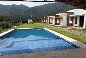 Foto de casa en venta en  , san juan, malinalco, méxico, 8673616 No. 01