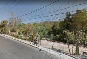 Foto de terreno habitacional en venta en san juan , san juan totoltepec, naucalpan de juárez, méxico, 0 No. 01