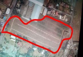 Foto de terreno habitacional en venta en  , san juan, tláhuac, df / cdmx, 19055990 No. 01