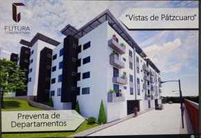 Foto de departamento en venta en  , san lázaro, pátzcuaro, michoacán de ocampo, 0 No. 01
