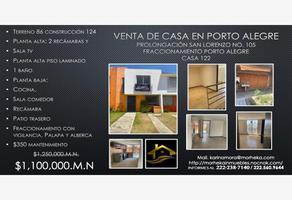 Foto de casa en venta en san lorenzo 105 122, residencial anturios, cuautlancingo, puebla, 0 No. 01