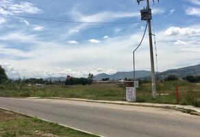 Foto de terreno comercial en renta en  , san lorenzo cacaotepec, san lorenzo cacaotepec, oaxaca, 15666720 No. 01