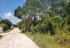 Foto de terreno habitacional en venta en san lorenzo whi271093, san lorenzo, umán, yucatán, 0 No. 01