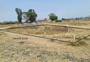 Foto de terreno habitacional en venta en  , san lucas amalinalco, chalco, méxico, 0 No. 01
