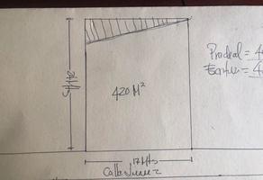 Foto de terreno habitacional en venta en  , san lucas tepetlacalco ampliación, tlalnepantla de baz, méxico, 17856461 No. 01