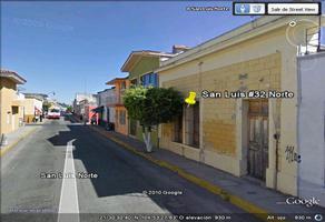 Foto de terreno habitacional en venta en san luis 32, tepic centro, tepic, nayarit, 17097299 No. 01