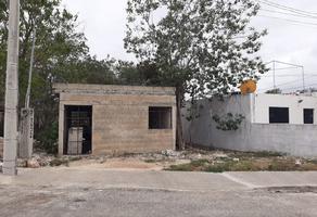 Foto de terreno habitacional en venta en  , san luis chuburna, mérida, yucatán, 0 No. 01
