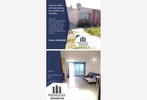 Foto de casa en venta en san marcelo 0, hacienda las misiones, huehuetoca, méxico, 17342864 No. 01