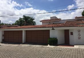 Foto de casa en venta en san marcelo , colomos patria, zapopan, jalisco, 5399101 No. 01