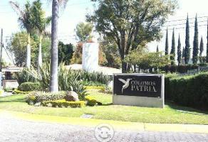 Foto de terreno habitacional en venta en san marcelo , colomos patria, zapopan, jalisco, 5412151 No. 01