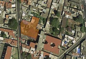 Foto de terreno habitacional en venta en  , san marcos, azcapotzalco, df / cdmx, 14573703 No. 01