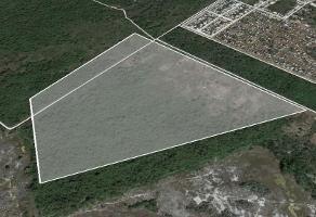 Foto de terreno habitacional en venta en  , san marcos nocoh, mérida, yucatán, 8137178 No. 01