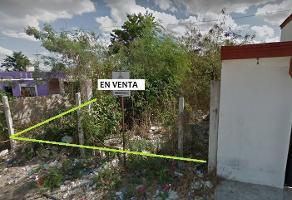 Foto de terreno habitacional en venta en  , san marcos nocoh, mérida, yucatán, 10778735 No. 01