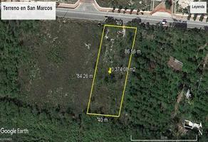 Foto de terreno habitacional en venta en  , san marcos nocoh, mérida, yucatán, 12250392 No. 01