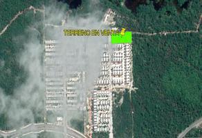 Foto de terreno habitacional en venta en  , san marcos nocoh, mérida, yucatán, 18595761 No. 01