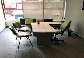 Foto de oficina en renta en san marcos , tlalpan centro, tlalpan, df / cdmx, 10795373 No. 01