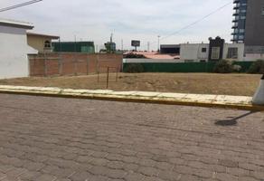 Foto de terreno habitacional en renta en san martinito , san martinito, san andrés cholula, puebla, 16500454 No. 01
