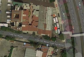Foto de terreno habitacional en venta en san mateo 14, centro de azcapotzalco, azcapotzalco, df / cdmx, 19406526 No. 01