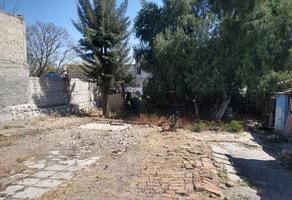 Foto de terreno habitacional en venta en  , san mateo cuautepec, tultitlán, méxico, 19359249 No. 01