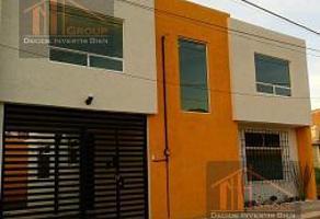 Foto de casa en venta en  , san mateo oxtotitlán, toluca, méxico, 9204896 No. 01
