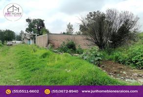 Foto de terreno habitacional en venta en  , san mateo tezoquipan miraflores, chalco, méxico, 0 No. 01