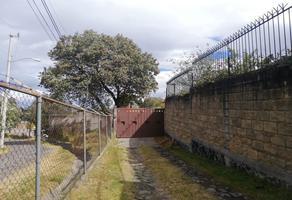Foto de terreno habitacional en venta en  , san miguel ajusco, tlalpan, df / cdmx, 16453632 No. 01
